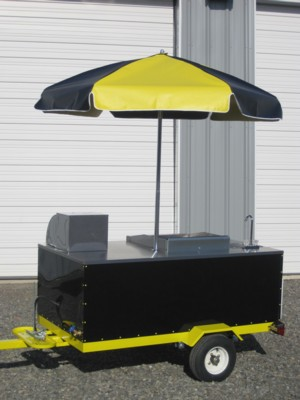 WEST COAST CUSTOM CARTS - Classic Taco Cart